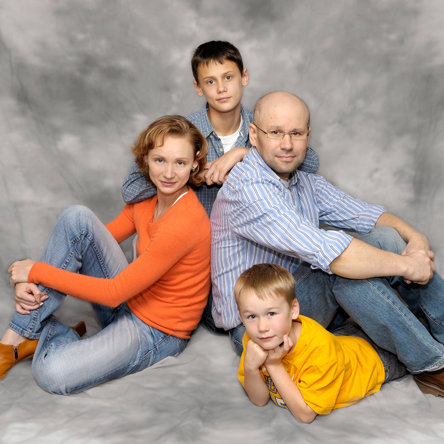 Family Portrait Sessions
